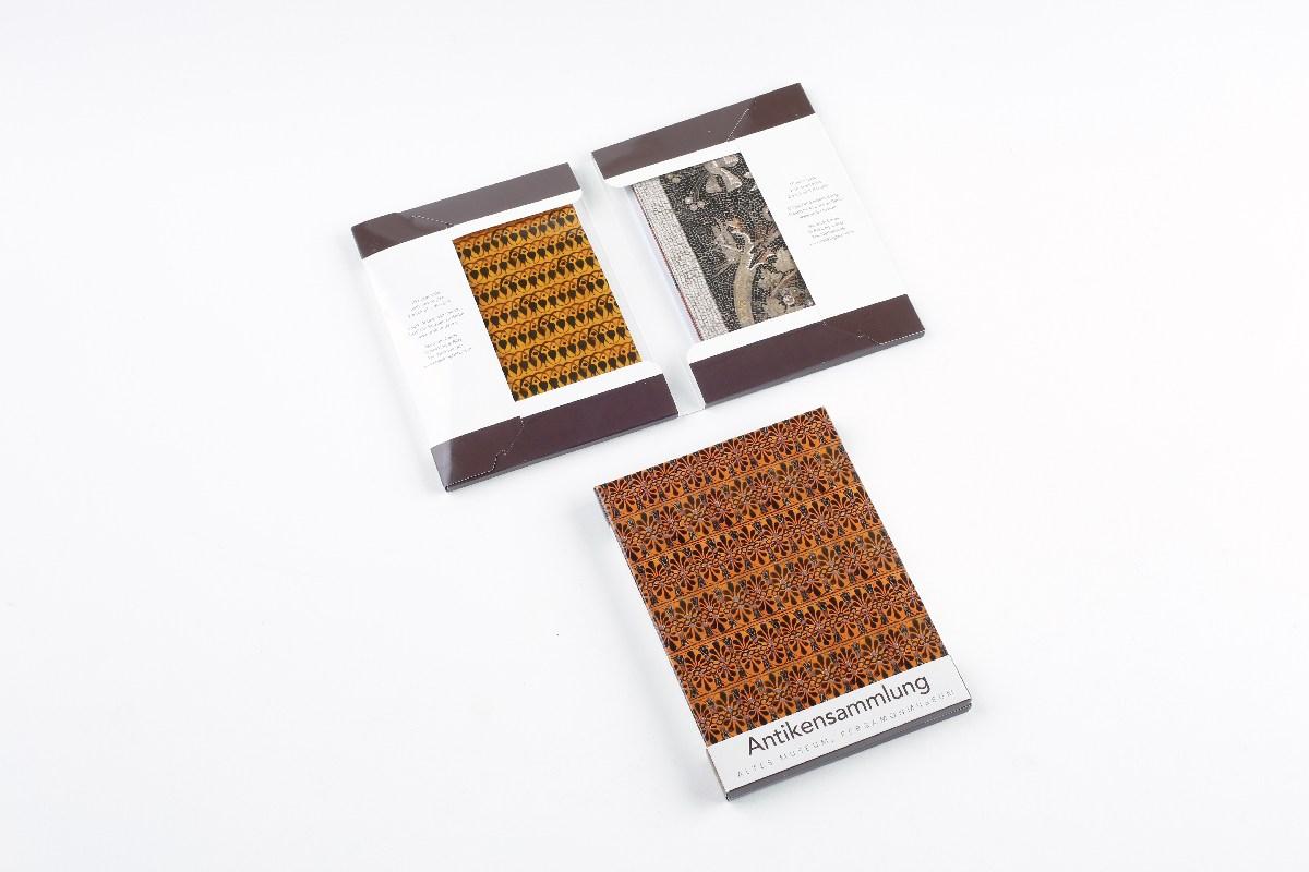 Kartenset Antikensammlung