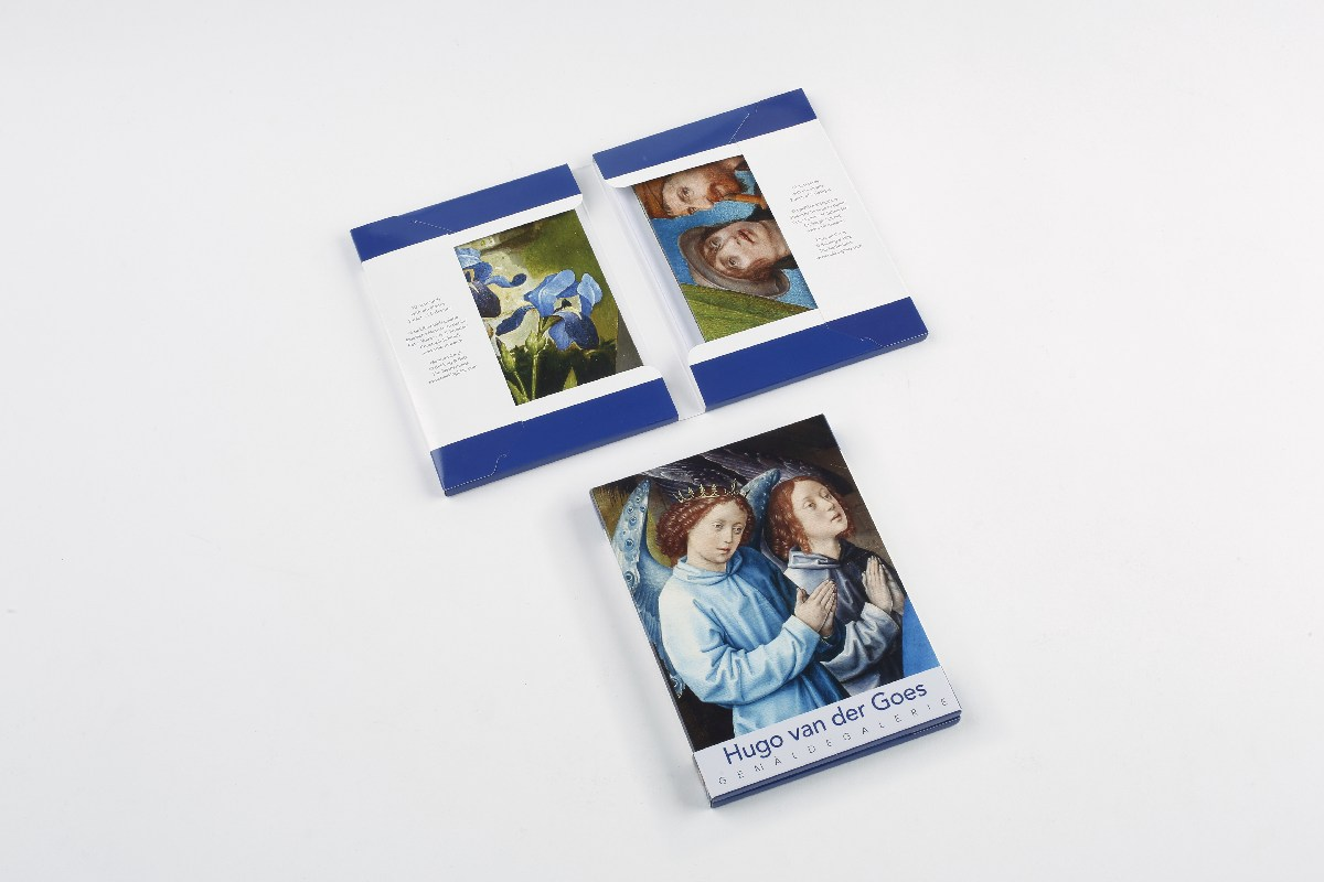 Kartenset Hugo van der Goes