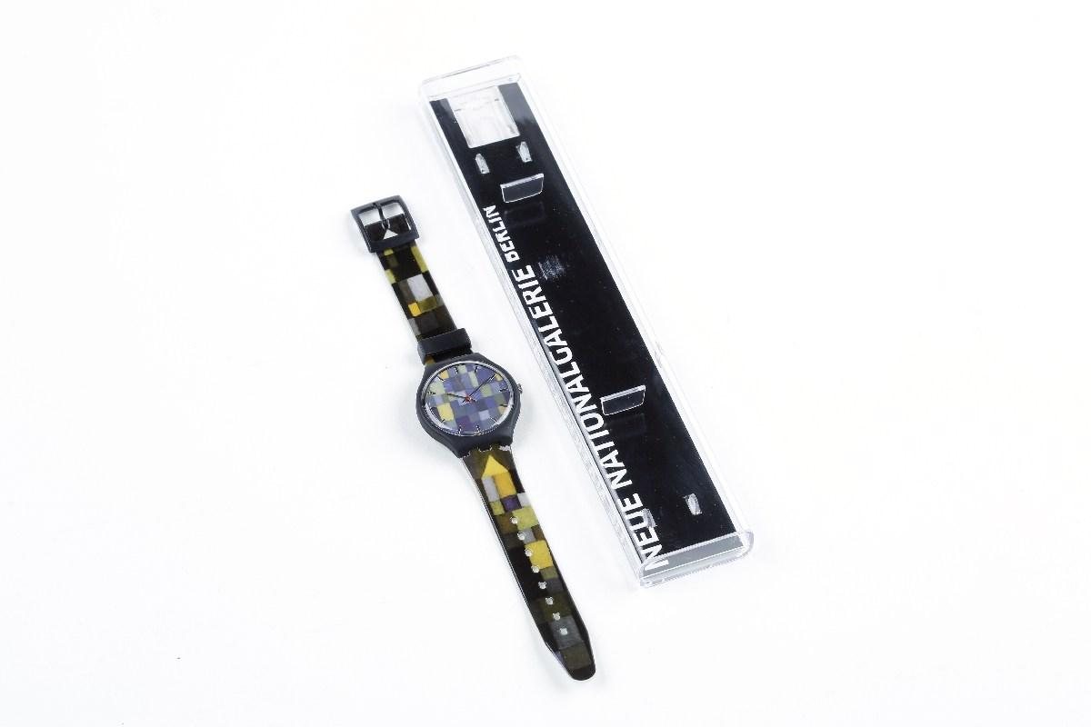Armbanduhr Paul Klee, Architektur