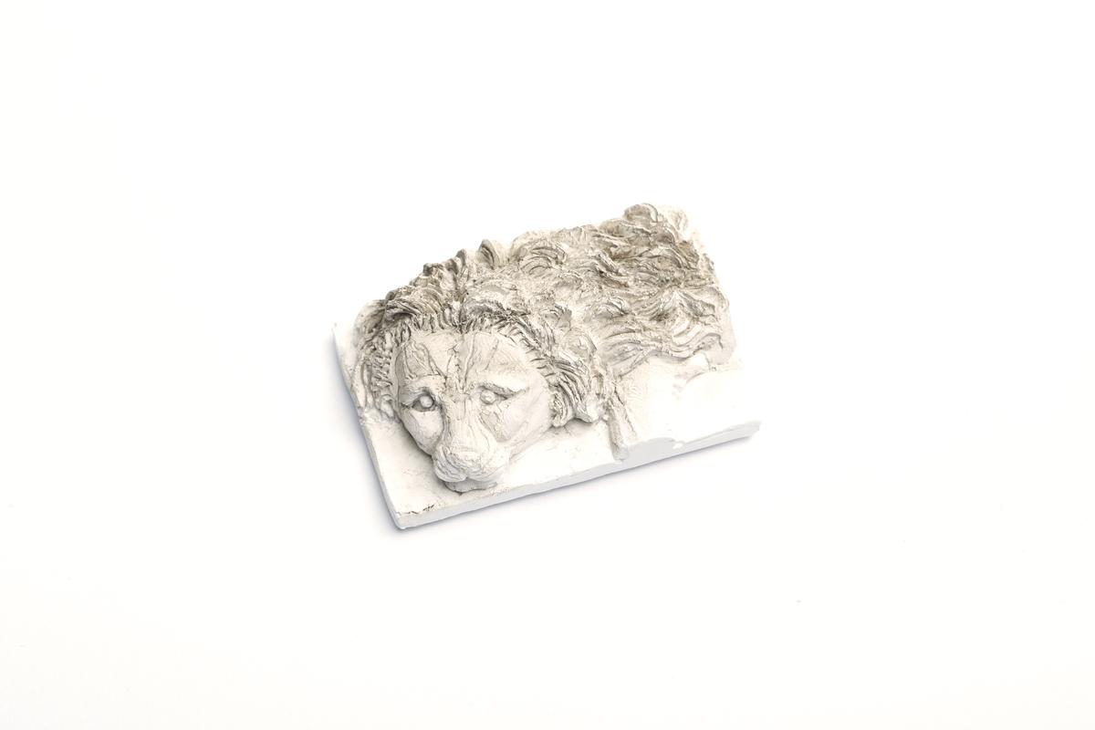 Magnet Löwe, Pergamonfries