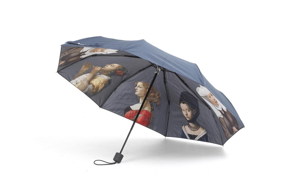 Taschenschirm Frauenportraits