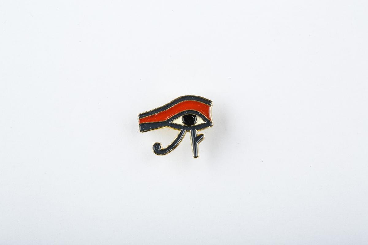 Pin Udjat-Auge