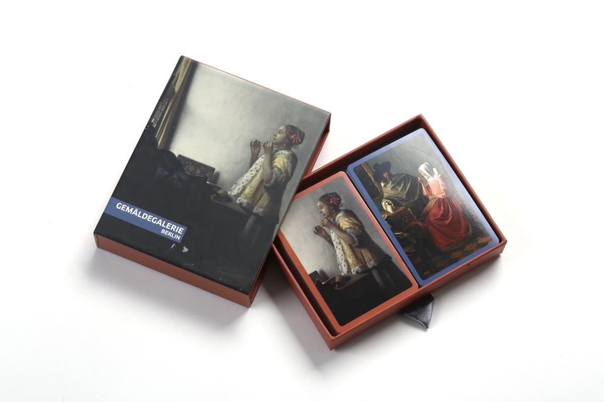 Spielkarten Vermeer
