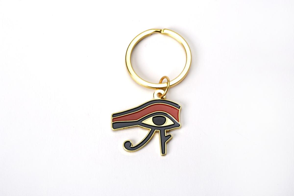 Schlüsselranhänger Udjat-Auge