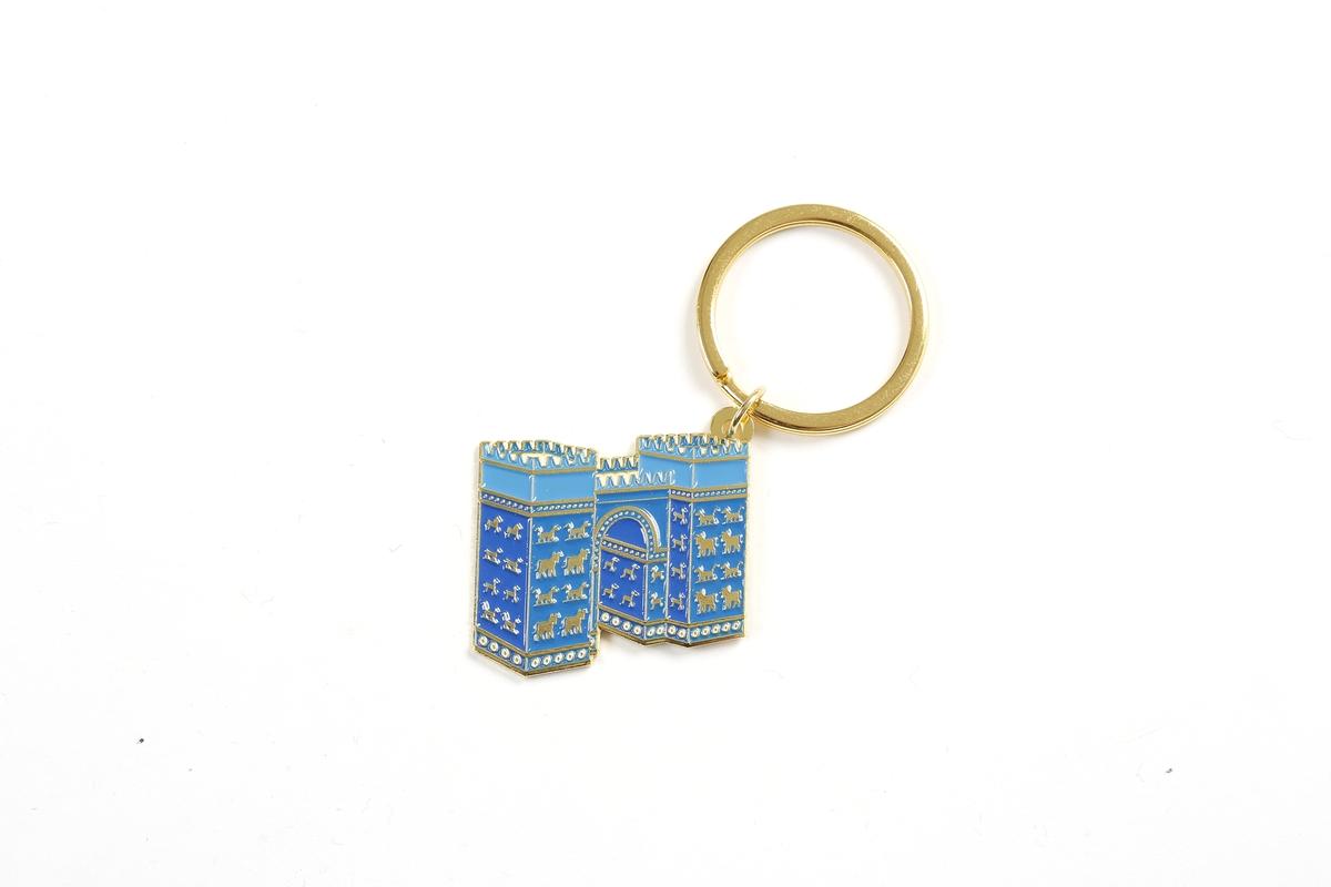 Schlüsselanhänger Ischtar-Tor