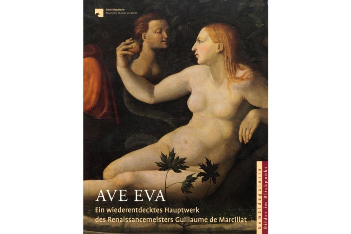 Guillaume de Marcillat: Ave Eva