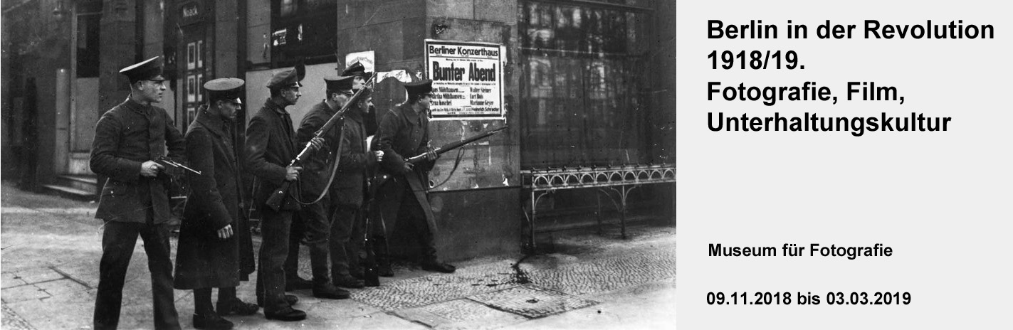 Berlin in der Revolution 1918/1919