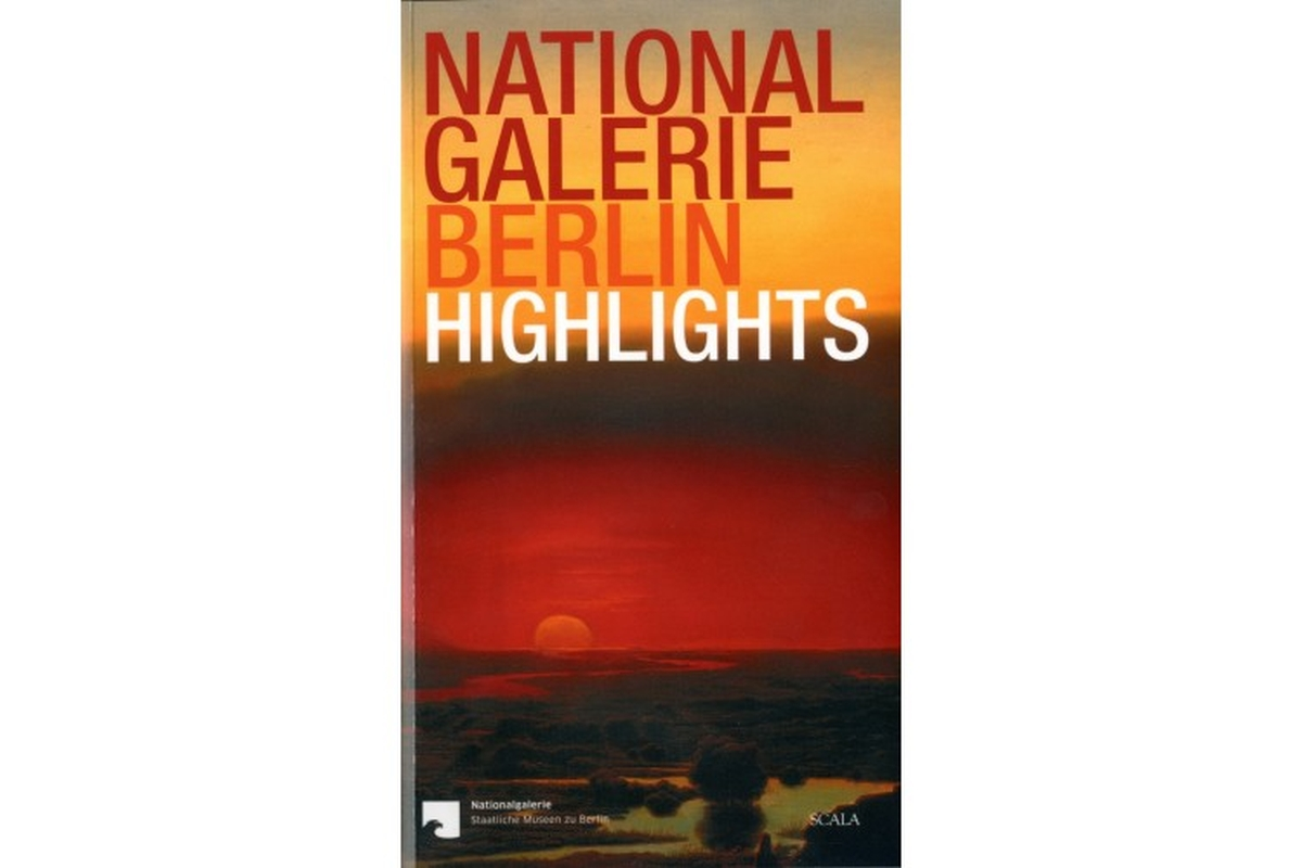 Nationalgalerie Berlin Highlights - english