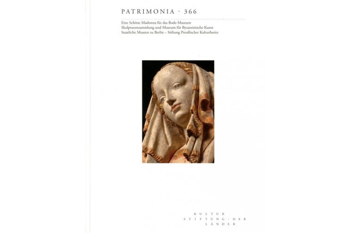 Eine Schöne Madonna für das Bode-Museum