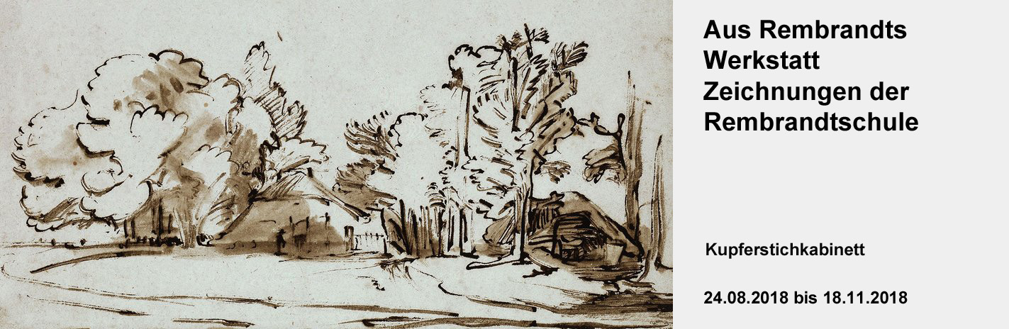 Aus Rembrandts Werkstatt. Zeichnungen der Rembrandtschule