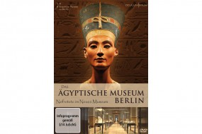 Das Ägyptische Museum Berlin - Text in französischer Sprache - DVD