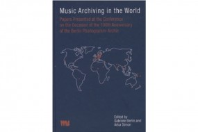 Music Archiving in the World