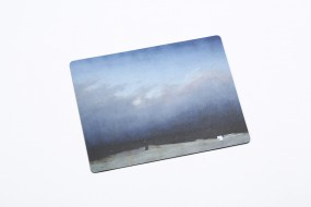 Mousepad Friedrich, Monk by the Sea