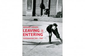 Postkarten-Set Bernard Larsson: Leaving Is Entering