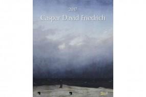 Caspar David Friedrich: Kalender 2017