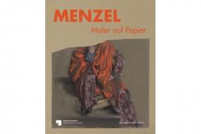 Menzel: Maler auf Papier