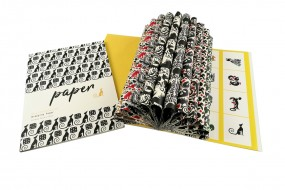 Gift wrapping paper: Animal papers