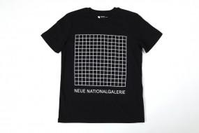 """T-Shirt, schwarz """"Neue Nationalgalerie"""""""