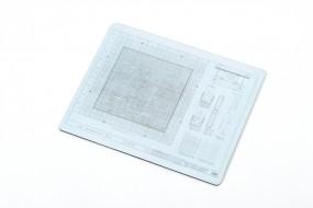 Mousepad Deckenplan