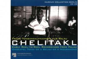 Chelitakl: Frühe Tonbandaufnahmen aus Palau