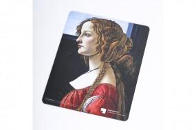 Mousepad Botticelli, Portrait einer Dame