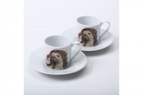Espressotassen Botticelli, Venus