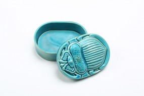 Jewel box: Scarab