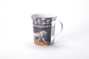 Cup lion Ishtar gate