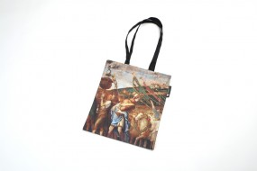 Tote bag Mantegna, The Triumphs of Caesar IV