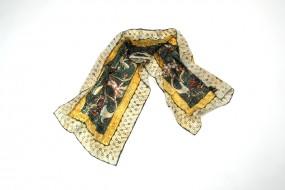 Silk scraf: Hephaestion mosaic