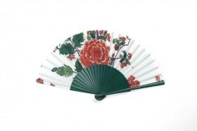 Fan: Chinese plate