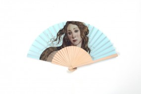 Fan Botticelli: Venus, light blue