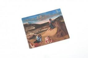 Brillentuch doppelseitig: Christus am Ölberg