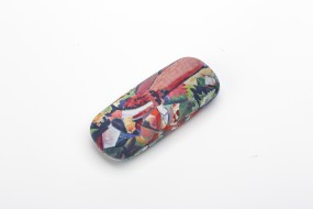 Spectacle case Macke, Walk in Flowers