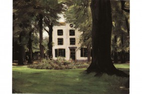 Art print Liebermann, Country House