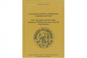 Verzeichnis der Berliner archäologischen Fundstellen und Funde