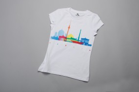 Yoni Alter: Damen T-Shirt Berlin