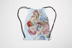 Sport bag Merian, Flowers