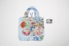 Folding bag Merian, Flowers
