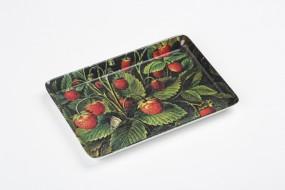 Tablett Schlesinger, Erdbeeren