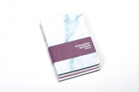 Notebooks: Marble (set of 3 pieces)