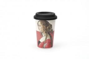 Cup Botticelli: Simonetta Vespucci