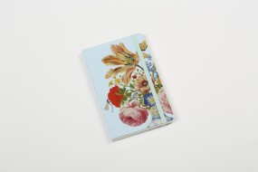 Notebook A6 Merian, Tulips