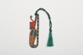 Bookmark Egyptian cobra Uraeus