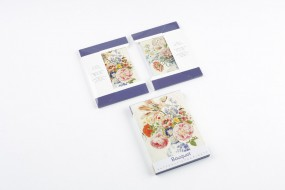 Postcard set Bouquet