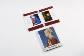 Postcard set Masterpieces Gemäldegalerie
