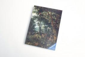 Puzzle Brueghel d.J.: Paradies