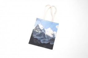 Cotton tote bag Biermann, Wetterhorn