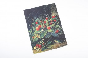 Tea towel Schlesinger, Strawberries