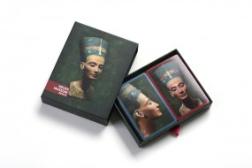 Playing cards Nefertiti